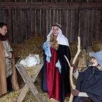 Zu Bethlehm geboren......