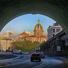 Zu Fuß unterwegs in Rom