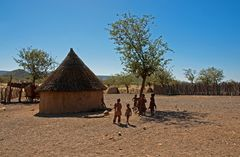 Zu Gast bei den Himba +1+
