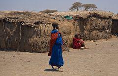 Zu Gast bei den Massai   1  