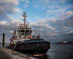Zu Gast im Hamburger Hafen