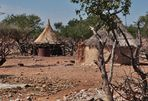 Zu Gast im Himbadorf