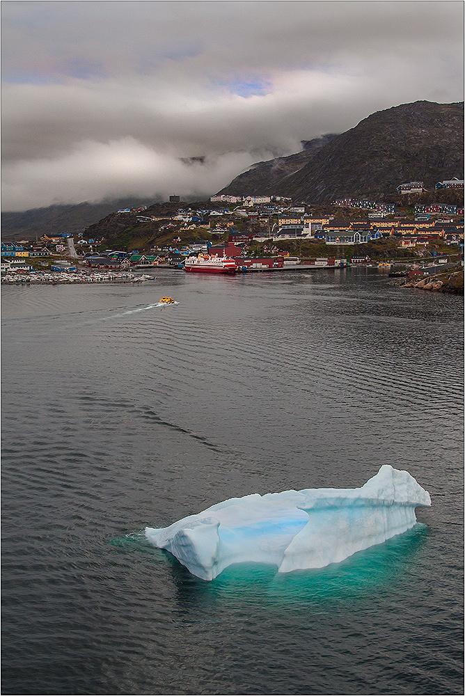 ...zu Gast in Qaqortoq III ...