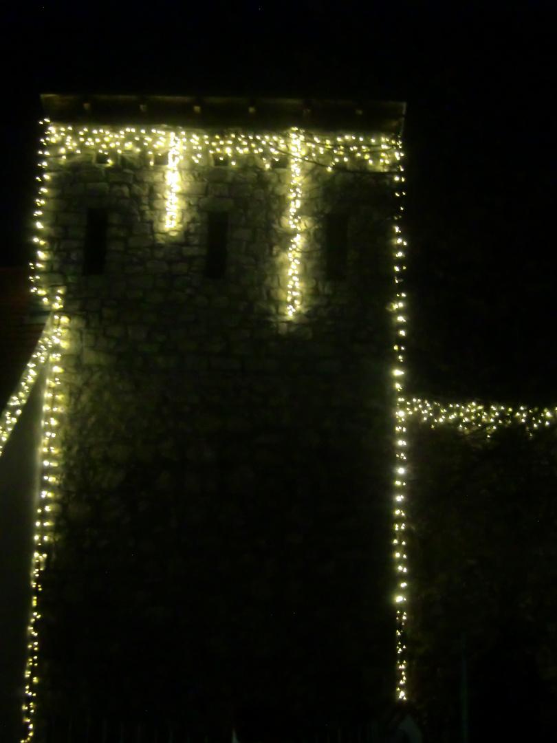 Zu Hause -  Weihnachten bei S.Pooky