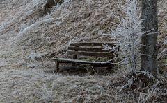 zu kalt für eine Pause ?