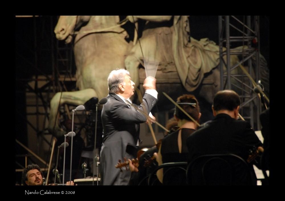 Zubin Mehta e la Nona Sinfonia di Beethoven - foto 03