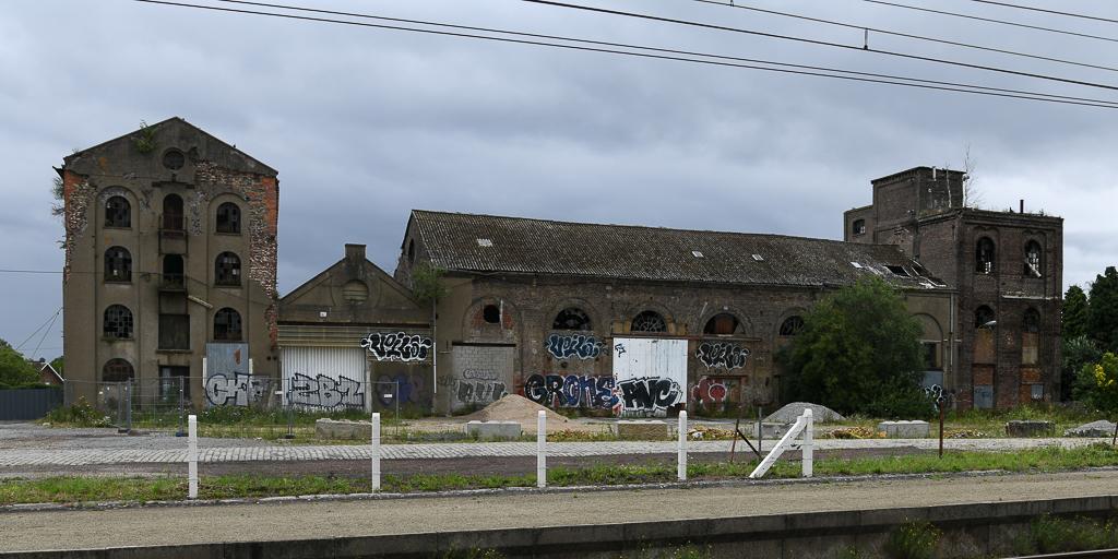 Zuckerfabrik Chastre (B)