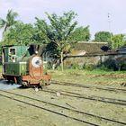 Zuckerfabrik PG Jatibarang, Tegal (Java, Indonesien), Juni 2003
