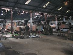 Zuckerfabrik PG Jatiroto, Lumajang (Java, Indonesien), September 2008