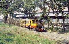 Zuckerfabrik PG Merican, Kediri (Java Indonesien), Juni 2003
