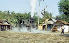 Zuckerfabrik PG Sragi, Pekalongan (Java, Indonesien), Juni 2003