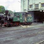 Zuckerfabrik PG Tasik Madu, Solo (Java, Indonesien), August 1992