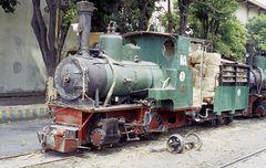 Zuckerfabrik PG Trangkil, Pati (Java, Indonesien), 13. Juli 2002