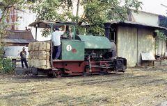 Zuckerfabrik PG Trangkil, Pati ( Java, Indonesien), Juli 2002