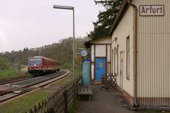 Züge fahren hier auch!