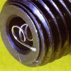 Zündkerze von Modellmotor