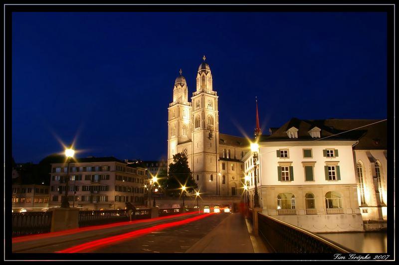 Zürich at Night part II