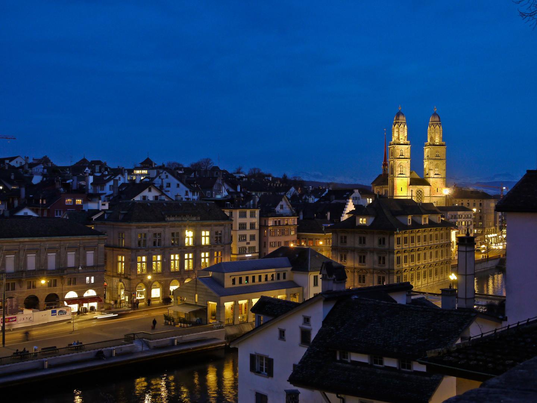 Zürich by nigth