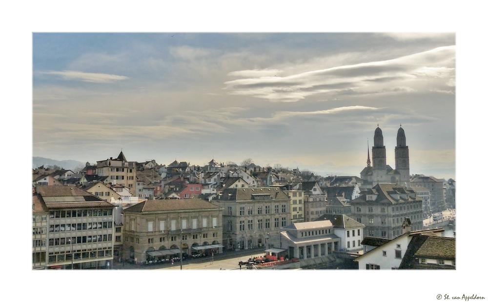 Zürich...