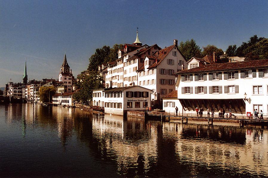 Zürich - Einfach weil es sooooooo schön ist :-))))