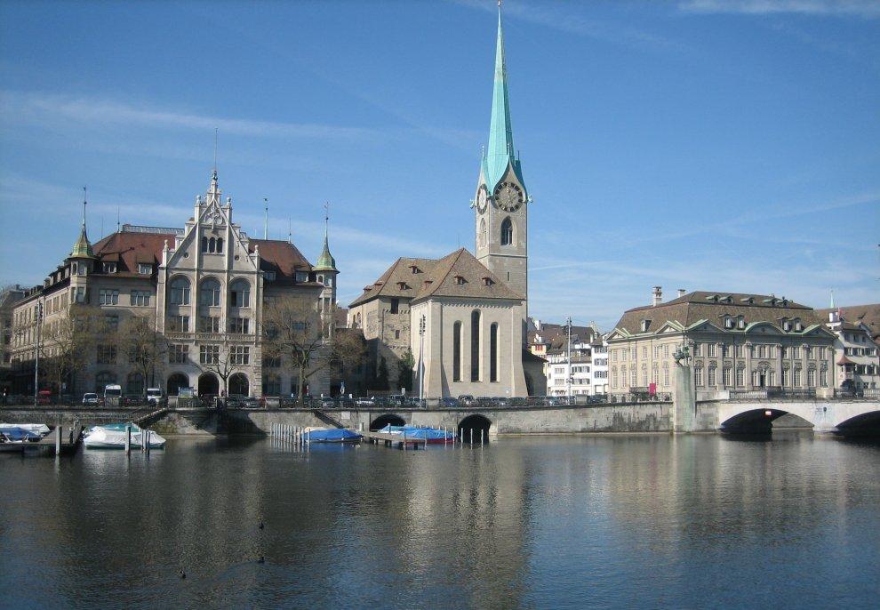 Zürich im März