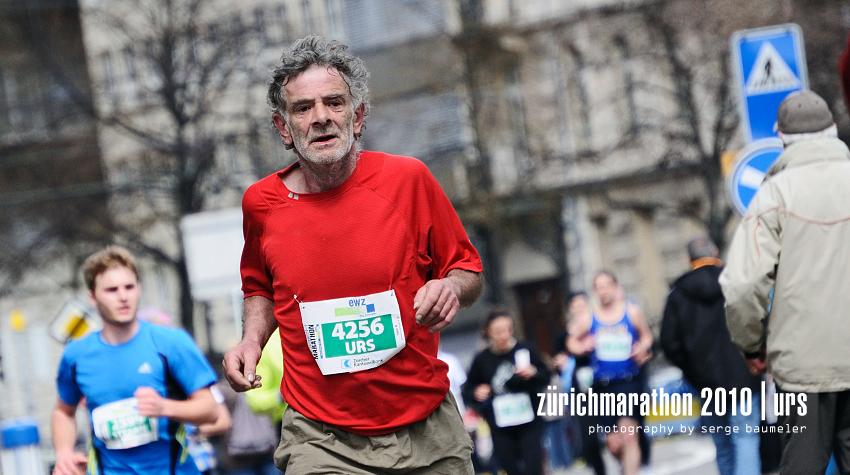 Zürich Marathon | Urs