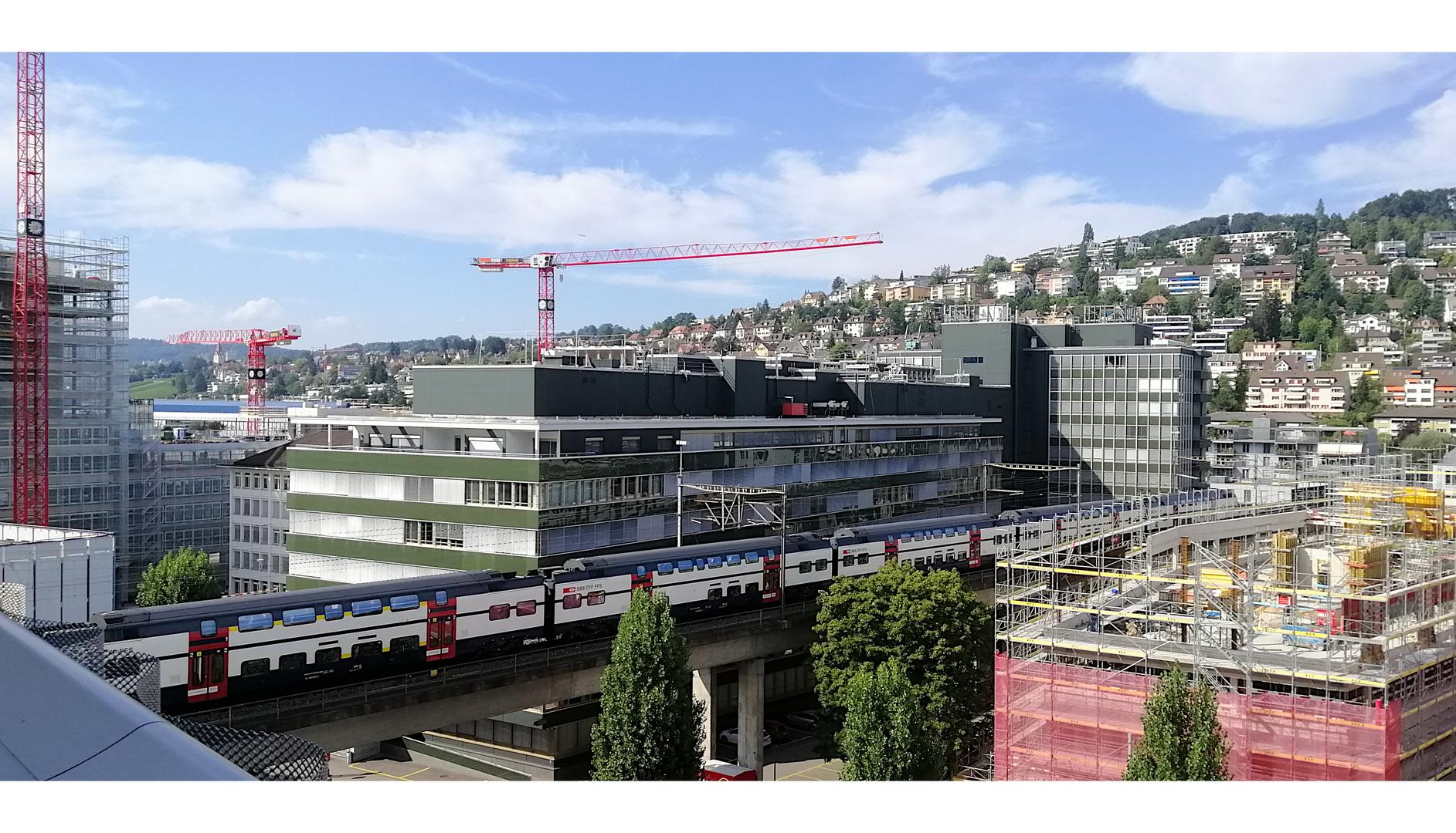 Zürich-West XVIII