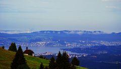 Zürichsee, Goldküste 2011