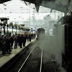 Zug Dampf Paris Gare lu-19-col