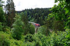 Zug nach Stuttgart