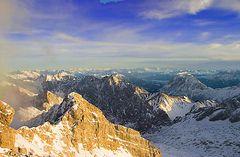 zug spitze 2962 mt
