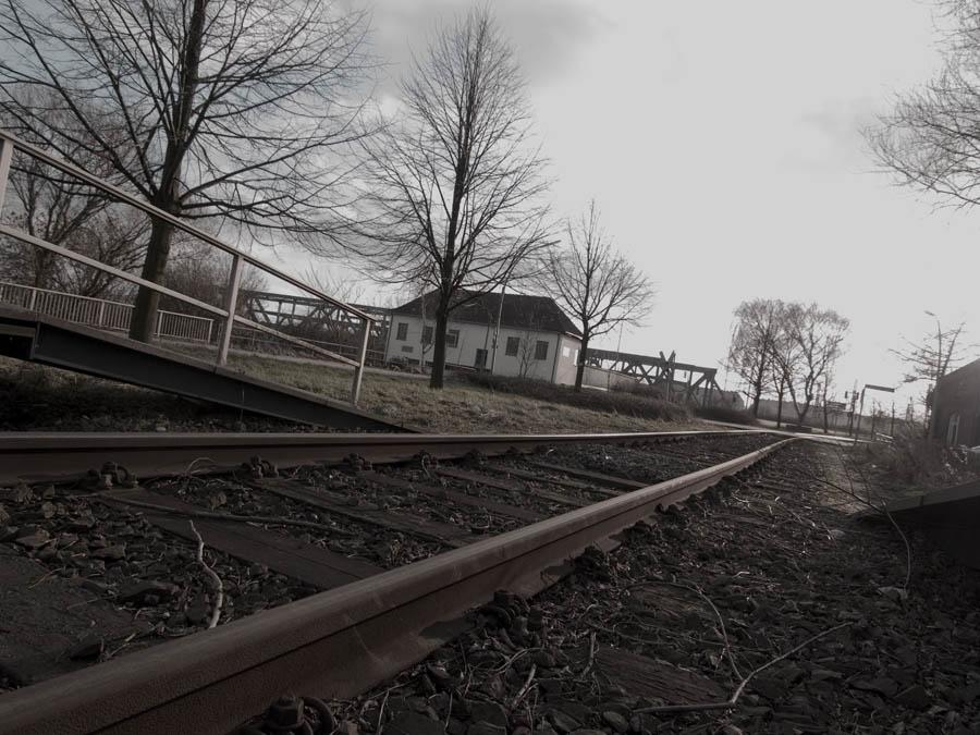 Zug verpasst...?