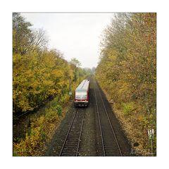 Zug von Wolfenbüttel nach Bad Harzburg