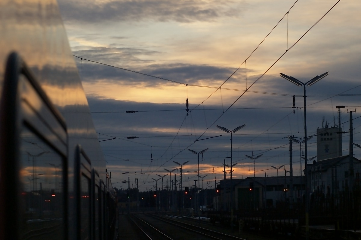 Zugfahrt 4