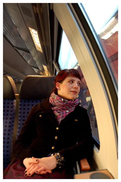 Zugfahrten sind die besseren Freunde