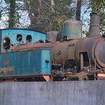 Zugpferd (?) der Hespertalbahn