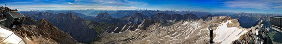 Zugspitz-Panorama von möhrchen857