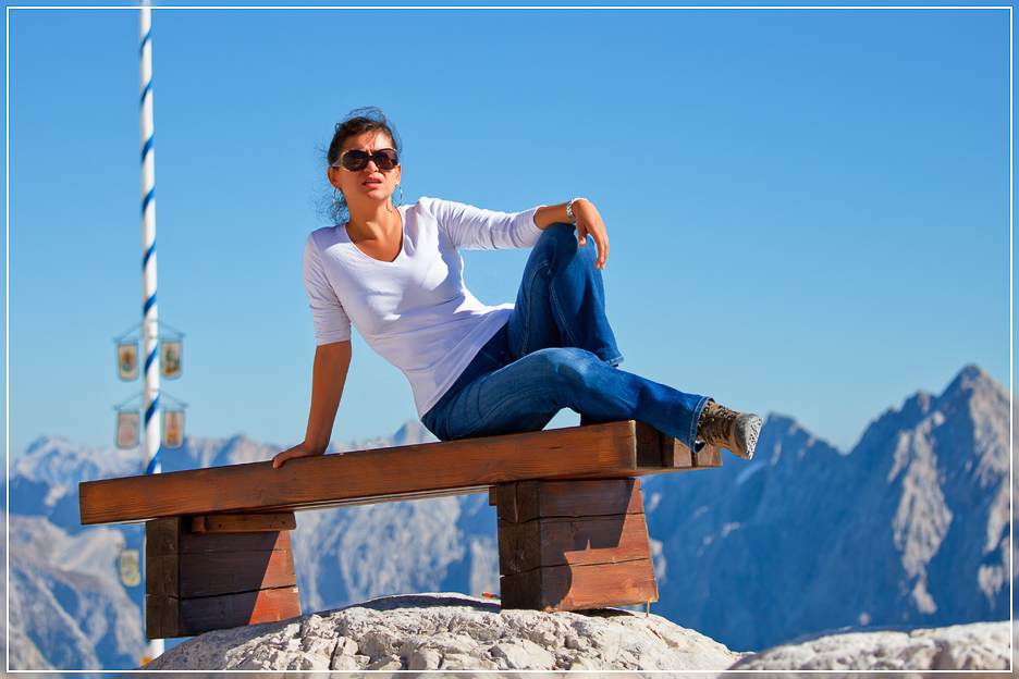 Zugspitz-Shooting