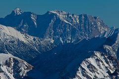Zugspitzblick vom Nebelhorn