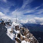 Zugspitze 2967 Meter