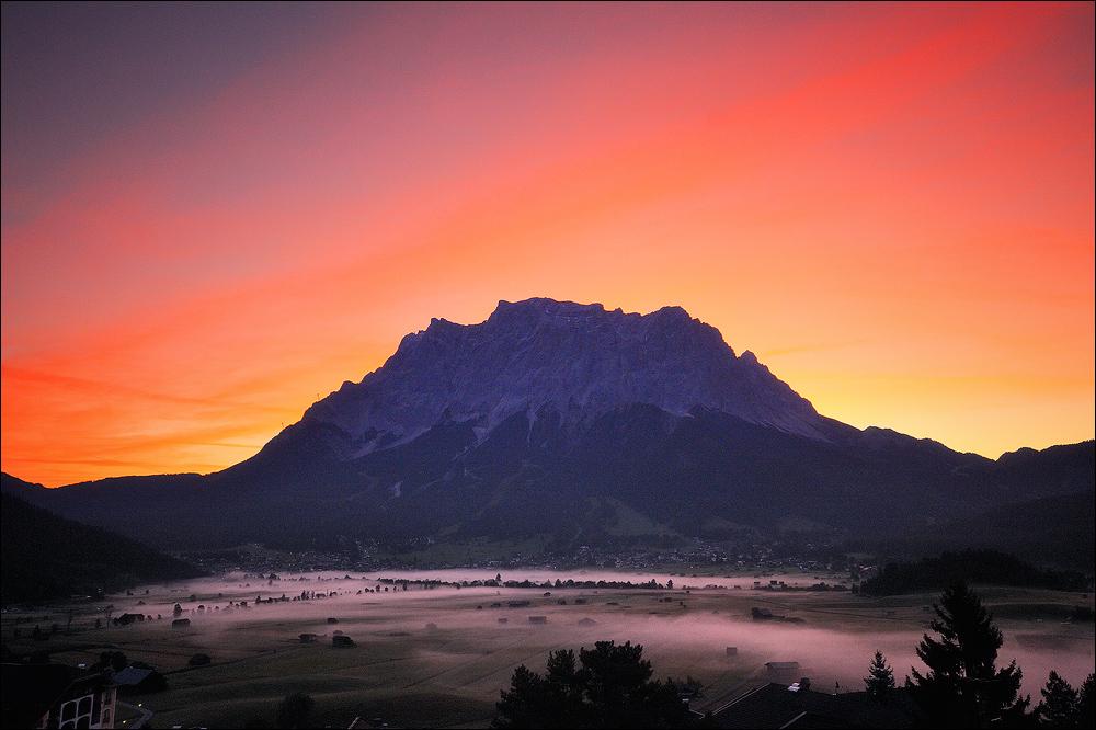 ... Zugspitze ...