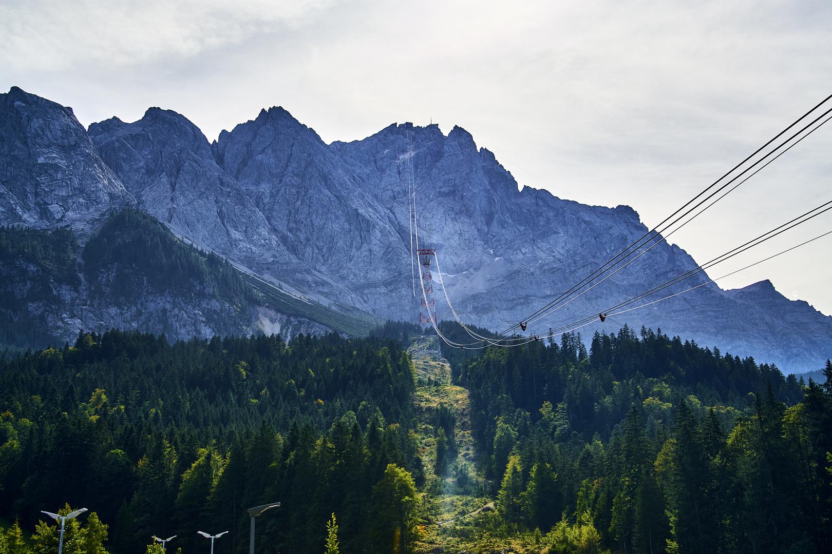 Zugspitze, der schnellste Weg