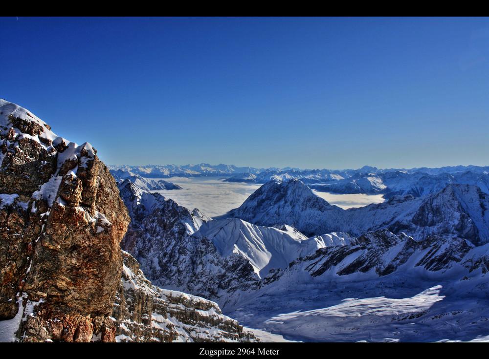 Zugspitze HDR
