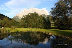 Zugspitze im Spiegel