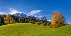 Zugspitzmassiv, Oberbayern