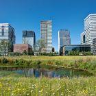 Zuidas/Financial District - De Boelelaan - 01