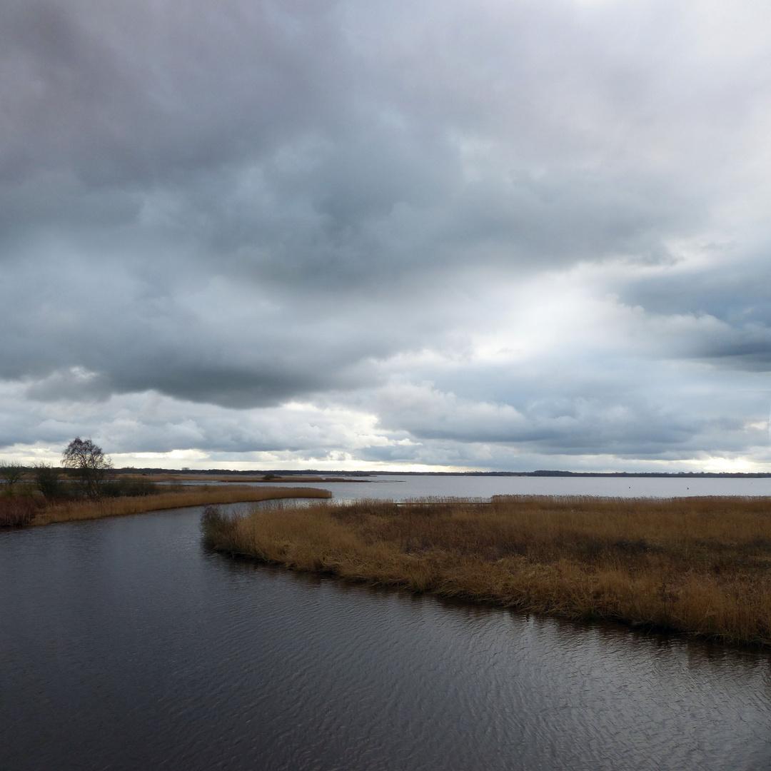 Zuidlaardermeer lake