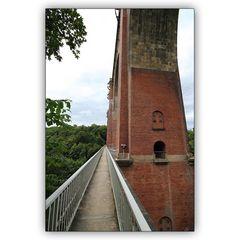Zum 160 Geburtstag der Elstertalbrücke ...