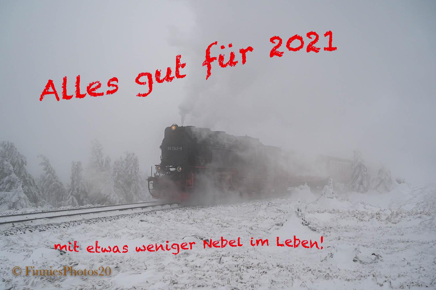 Zum 2021!