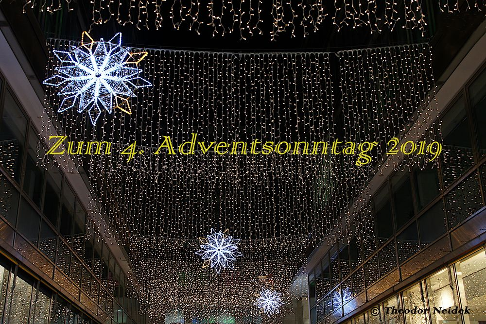 Zum 4. Advent